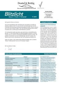 Info Brief Dezember 2010